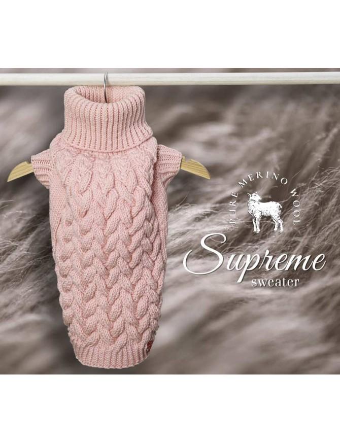Wooldog Supreme Pudrowy Róż - individual size
