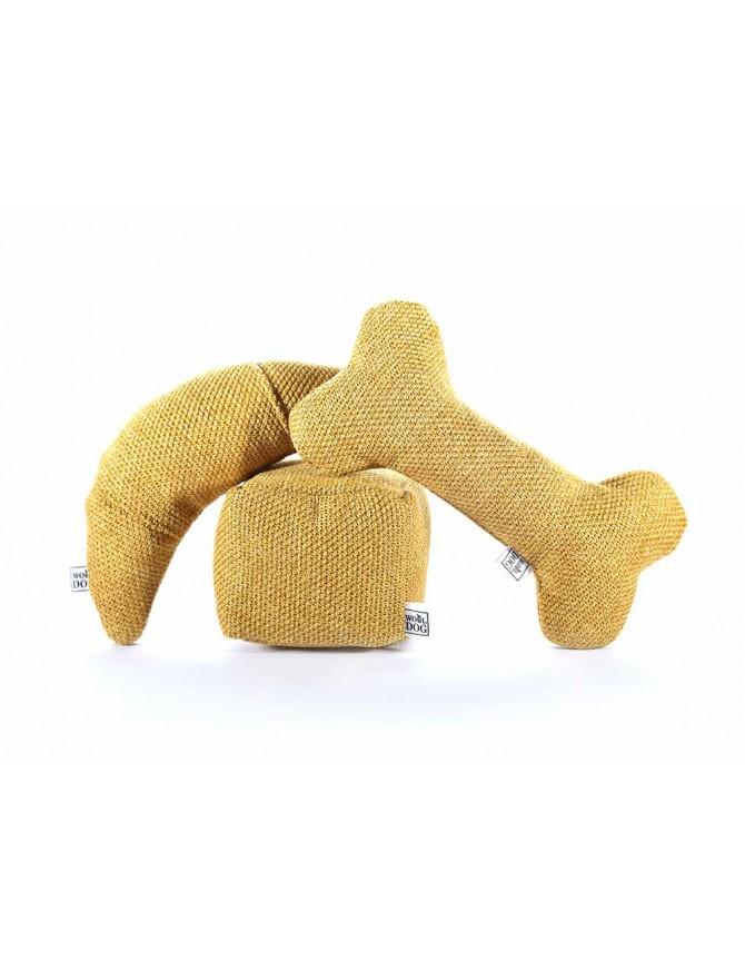 Gryzak Wooldog - Croissant musztardowy